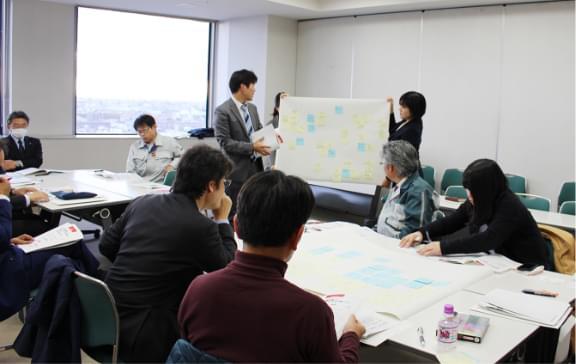 セミナー、ワークショップの企画運営 3