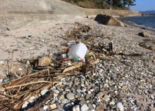 海洋プラスチック問題は、脱プラスチック時代へ流れ着く?